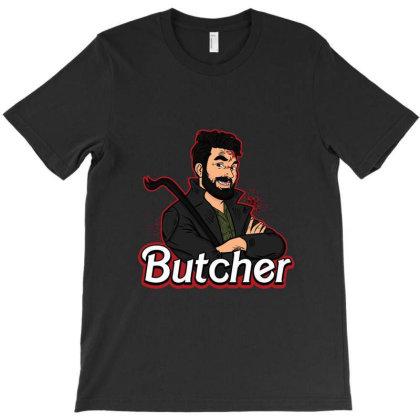 Butcher T-shirt Designed By Cuser3949