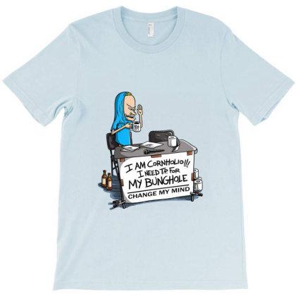 Change My Mind T-shirt Designed By Cuser3949