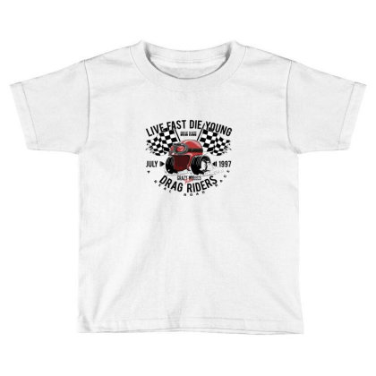 Race Toddler T-shirt Designed By Disgus_thing