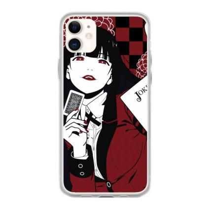 Kakegurui Yumeko Iphone 11 Case Designed By Paísdelasmáquinas