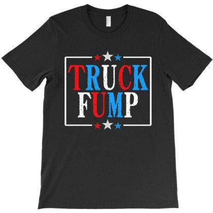 Truck Fump 2020 T-shirt Designed By Faical