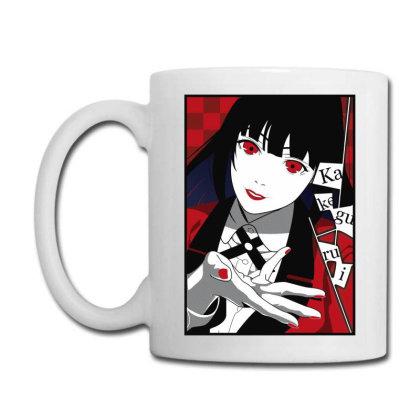 Yumeko Kakegurui Coffee Mug Designed By Paísdelasmáquinas