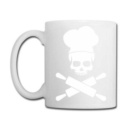 Baker Skull Funny Coffee Mug Designed By Erishirt