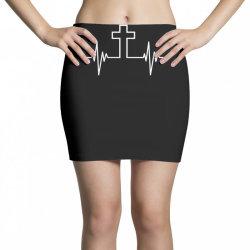 cross pulse funny Mini Skirts | Artistshot