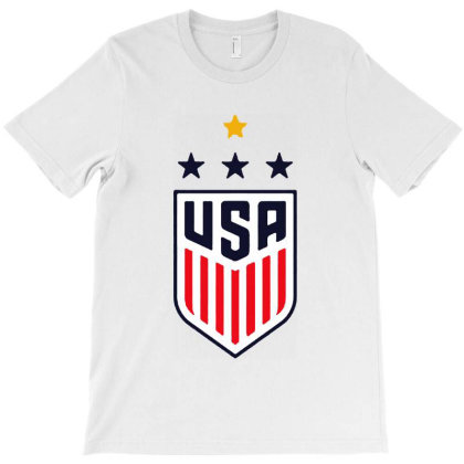 Sport Champions Uswnt Women's World Cup T-shirt Designed By Azura Store