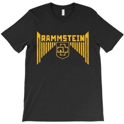 Rammstein Band Vintage T-shirt Designed By Azura Store