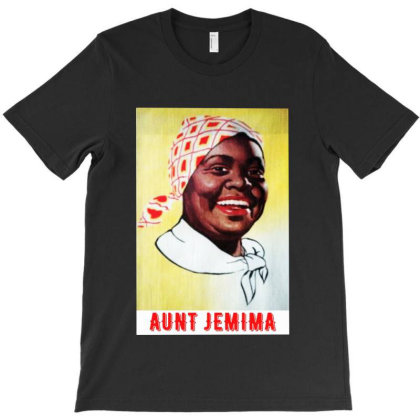 Aunt Jemima Cool Logo T-shirt Designed By Azura Store