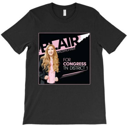Awesome Blairfor Congress T-shirt Designed By Azura Store