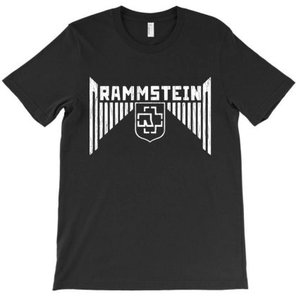 Cool Rammstein Band Vintage T-shirt Designed By Azura Store