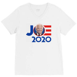 joe 2020 politics V-Neck Tee | Artistshot