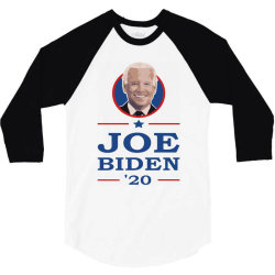 joe biden '20 politics 3/4 Sleeve Shirt | Artistshot