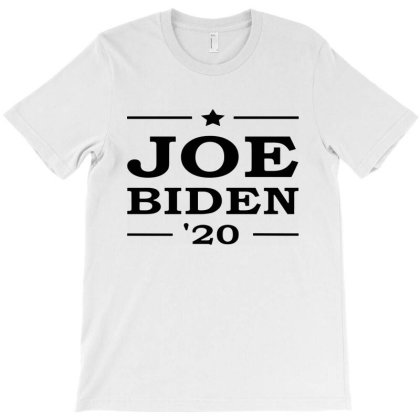 Joe Biden '20 Typography T-shirt Designed By Azura Store