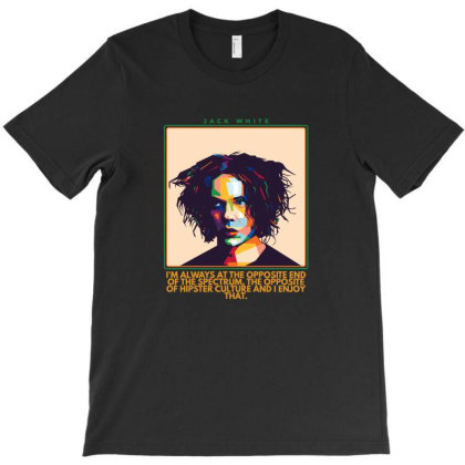 Jack White T-shirt Designed By Nyuwunsewu