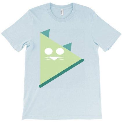 Cat Angle T-shirt Designed By Lavnish
