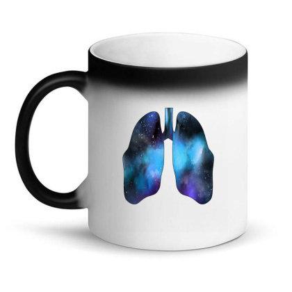 White Lungs Magic Mug Designed By Bettercallsaul