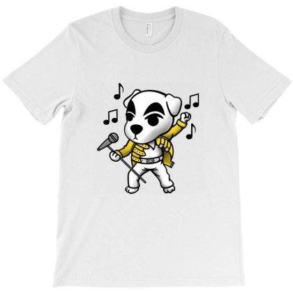 Dog Dancer T-shirt Designed By Cuser3967
