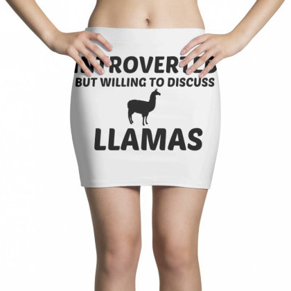 Llamas Introverted But Willing To Discuss Mini Skirts Designed By Perfect Designers