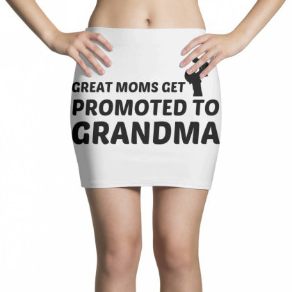 Moms Promoted To Grandma Mini Skirts Designed By Perfect Designers