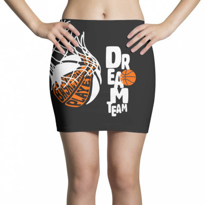 Basketball Mini Skirts Designed By Disgus_thing