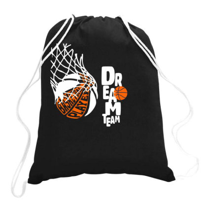 Basketball Drawstring Bags Designed By Disgus_thing