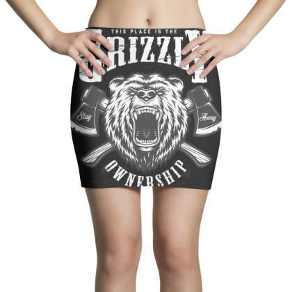 This Place Is The Crizzly Owneship Mini Skirts Designed By Estore