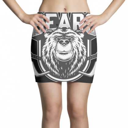 Bear Mini Skirts Designed By Estore