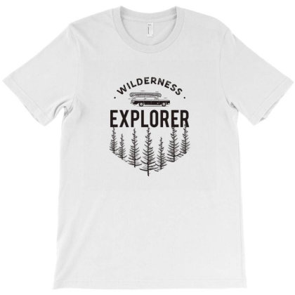 Explorer T-shirt Designed By Disgus_thing