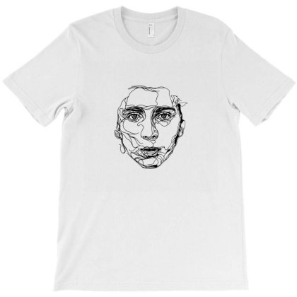 Face T-shirt Designed By Disgus_thing