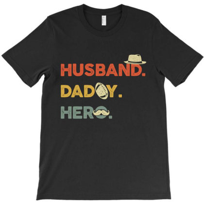 Daddy T-shirt Designed By Disgus_thing