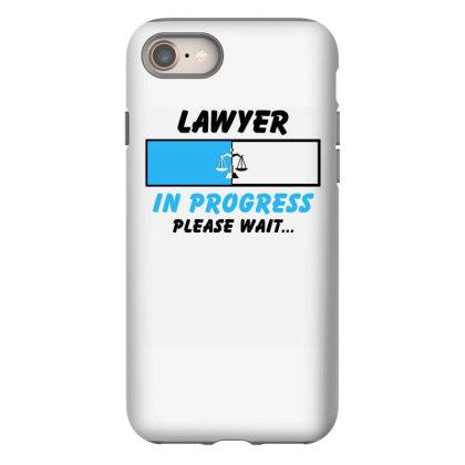 Lawyer In Progress For Light Iphone 8 Case Designed By Sengul