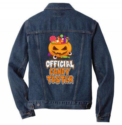 Offical Candy Taster Halloween T Shirt Men Denim Jacket Designed By Gnuh79