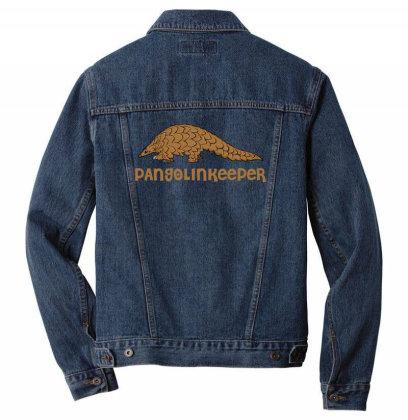 Pangolinkeeper Funny Pangolin Keeper T Shirt Men Denim Jacket Designed By Gnuh79