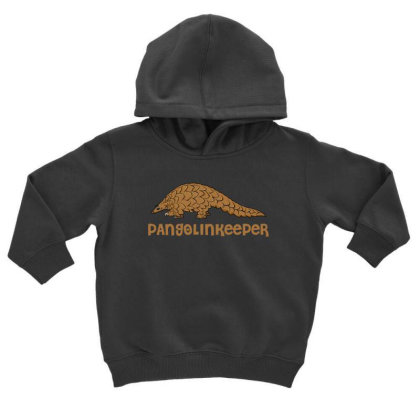 Pangolinkeeper Funny Pangolin Keeper T Shirt Toddler Hoodie Designed By Gnuh79