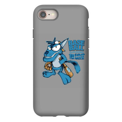 Baseball Iphone 8 Case Designed By Disgus_thing
