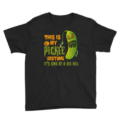 This Is My Pickle Youth Tee Designed By Gnuh79