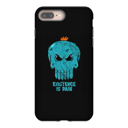 Existence Is Pain Iphone 8 Plus Case Designed By Kakashop