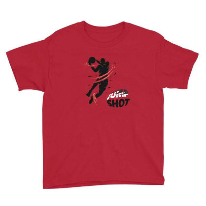 Jump Youth Tee Designed By Disgus_thing