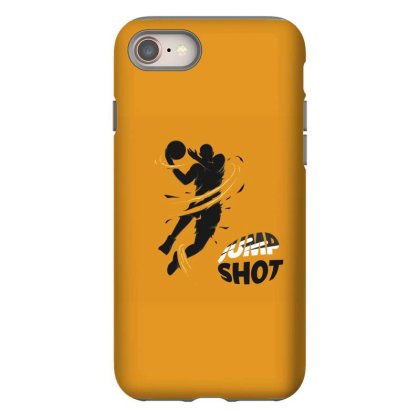 Jump Iphone 8 Case Designed By Disgus_thing