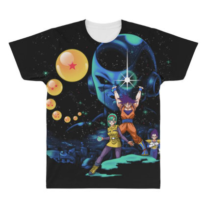 Dragon Wars All Over Men's T-shirt Designed By Kakashop