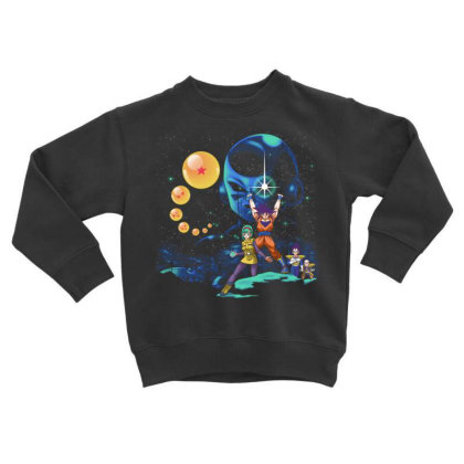 Dragon Wars Toddler Sweatshirt Designed By Kakashop
