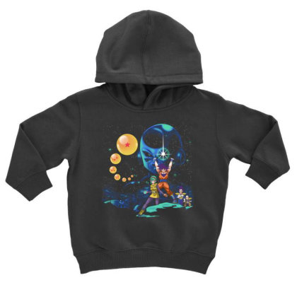 Dragon Wars Toddler Hoodie Designed By Kakashop