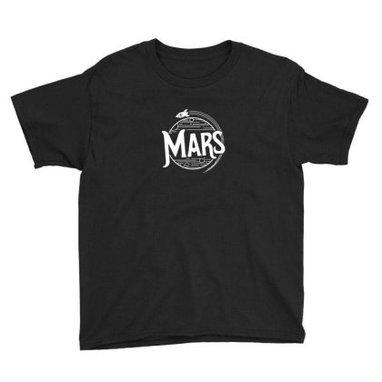 Mars Youth Tee Designed By Disgus_thing