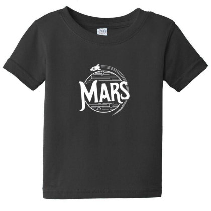 Mars Baby Tee Designed By Disgus_thing