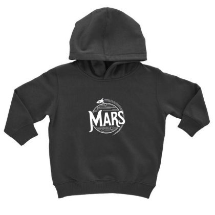 Mars Toddler Hoodie Designed By Disgus_thing