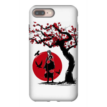 Ninja Under The Sun Iphone 8 Plus Case Designed By Ddjvigo