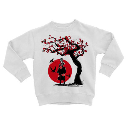 Ninja Under The Sun Toddler Sweatshirt Designed By Ddjvigo
