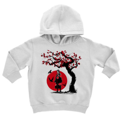 Ninja Under The Sun Toddler Hoodie Designed By Ddjvigo