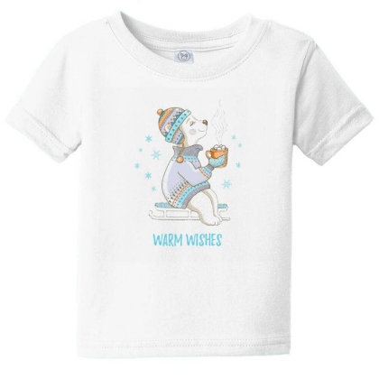 Warm Baby Tee Designed By Disgus_thing