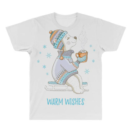 Warm All Over Men's T-shirt Designed By Disgus_thing