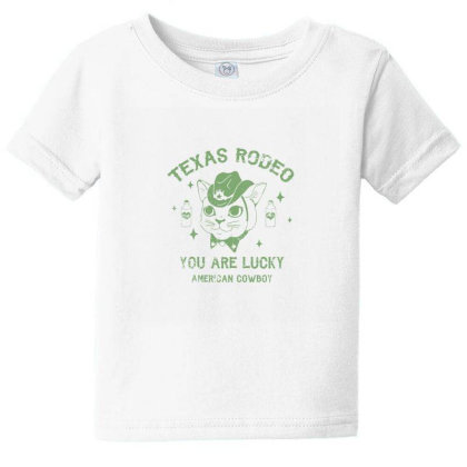 Texas Baby Tee Designed By Disgus_thing